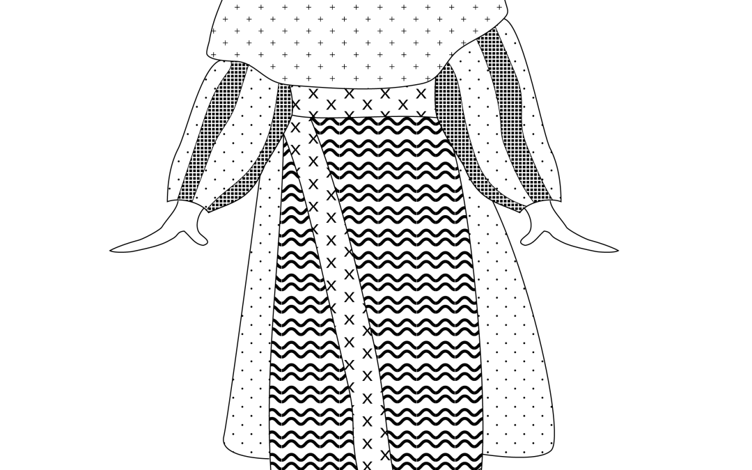 traditional costume from muntenia
