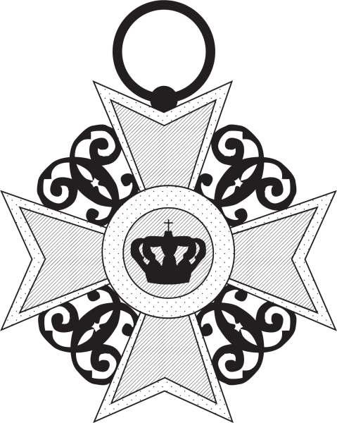 """Ordinul """"Coroana României"""" 1881"""