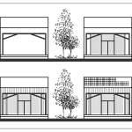 over4 - south facade