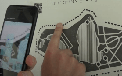 The Free Mobile Solution That Empowers The Blind to Explore Tactile Graphics Independently