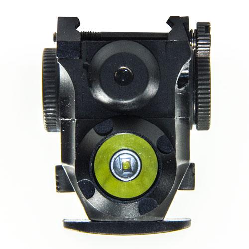 XGL2 Aluminum Green Laser Sight Combo