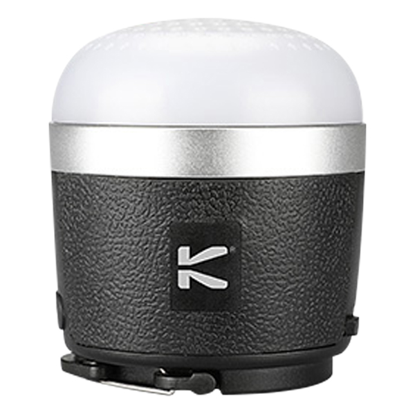 Klarus CL1 Mini Camping Lantern – All-In-One Bluetooth, LED Light and Power Bank
