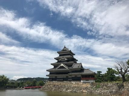 松本城の築城者石川数正は松本城築城に全霊をかけた