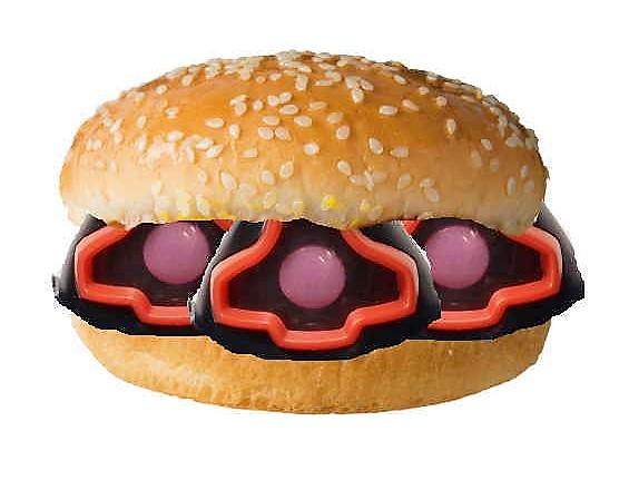 ドムドムハンバーガー?