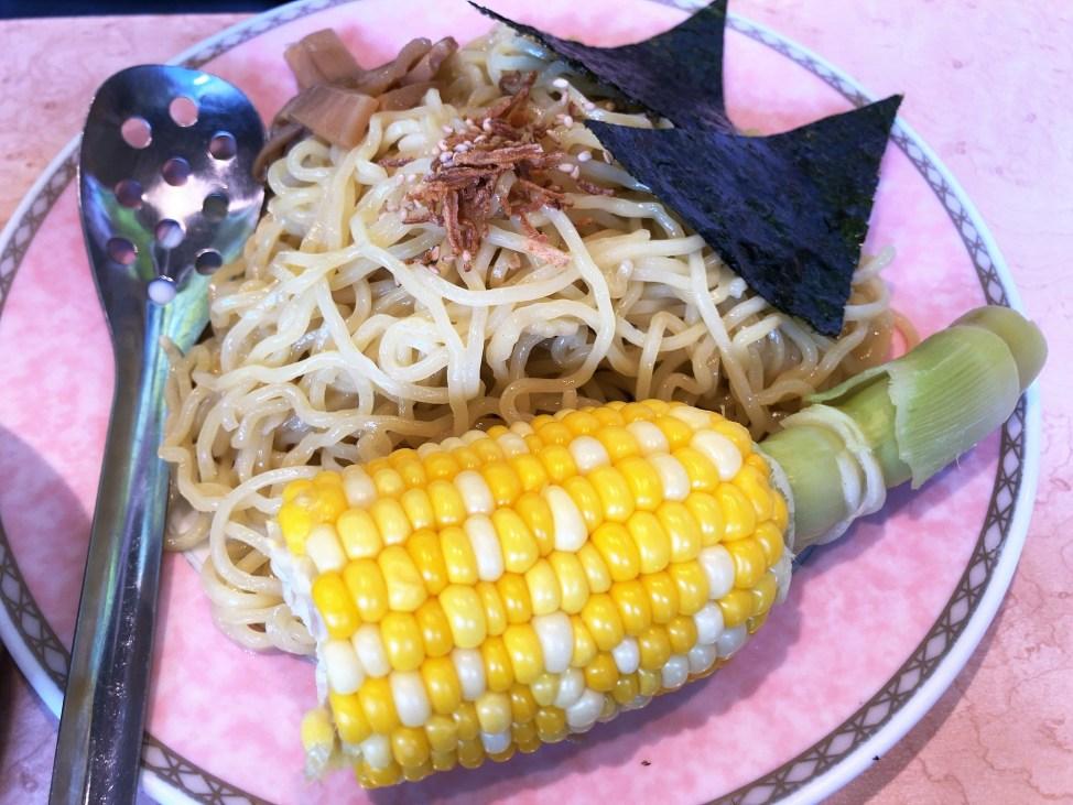 7福神 森町本店「森町つけ麺」麺