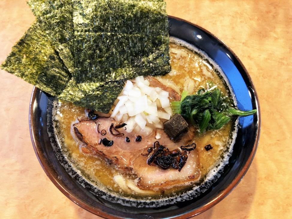 磐田 麺屋 さすけ「ブタニボ」