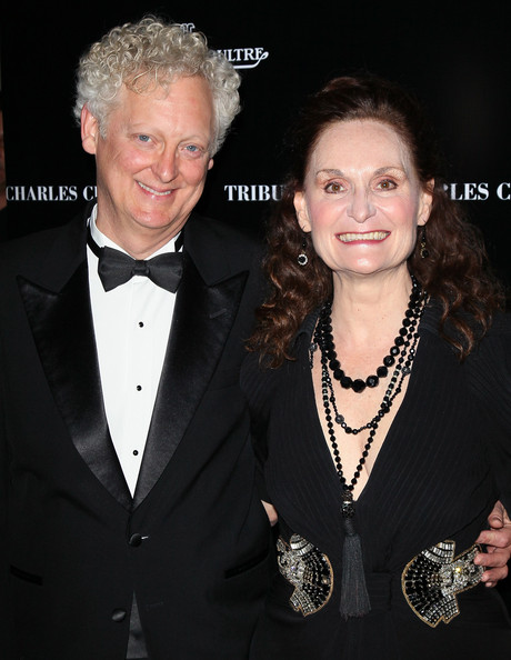 Beth Grant with Kocası Michael Chieffo