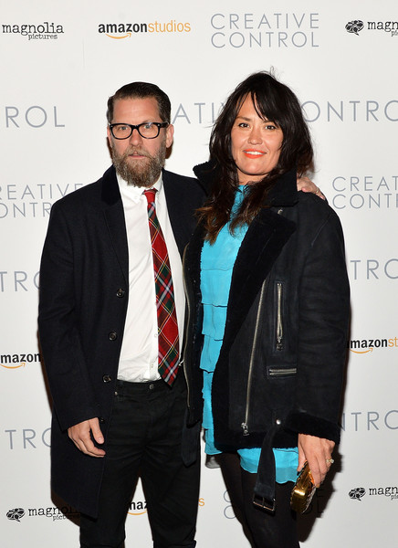 Gavin McInnes with Wife Emily Jendrisak