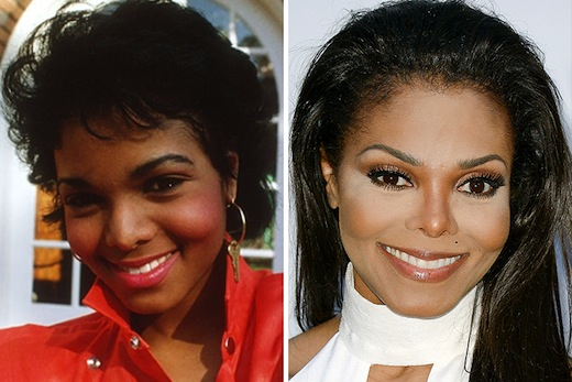 Top 25 Celebrity Nose Jobs: Before & After - Page 8 of 13 ...