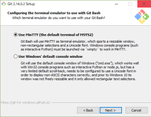 git インストール(Windows) キャプチャ-09