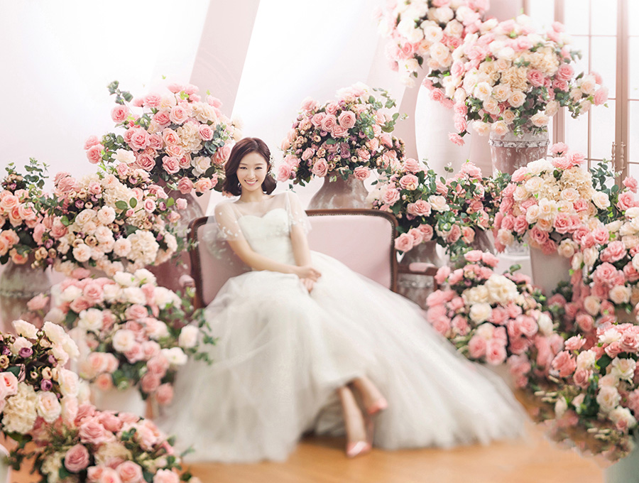TAHEEWEDDING KOREA PRE-WEDDING 韓國婚紗攝影