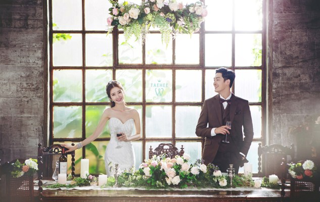 RIA BRIDAL TAEHEE WEDDING