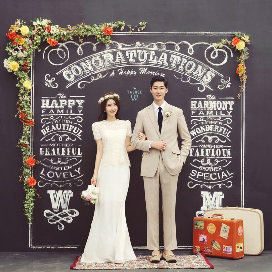 RIA BRIDAL TAEHEE WEDDING