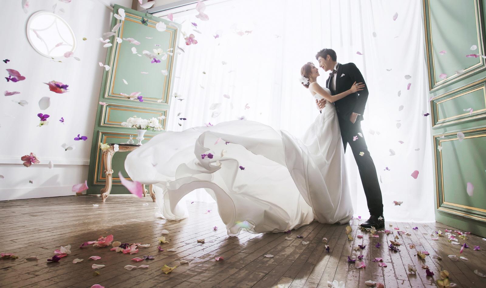TAEHEE 韓國婚紗拍攝價錢