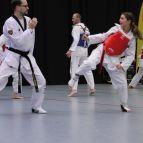 Die Taekwondo Tigers Berlin auf der Taekwondo Gala in Hamburg