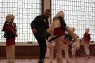 Gemeinsames Wettkampftraining mit dem TSV Rudow und den Taekwondo Tigers Berlin