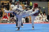Taekwondo Tigers Berlin auf dem Starter Cup 2017 in Greifswald