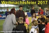 Weihnachtsfeier Taekwondo Tigers Berlin