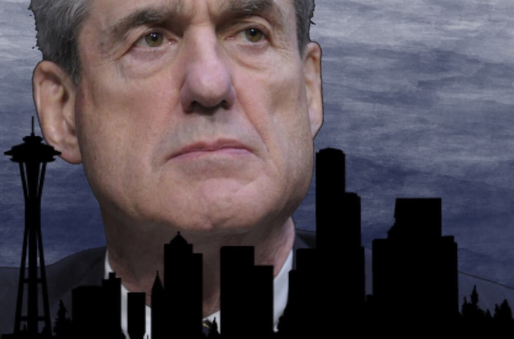 What happens in Seattle if Trump fires Mueller?