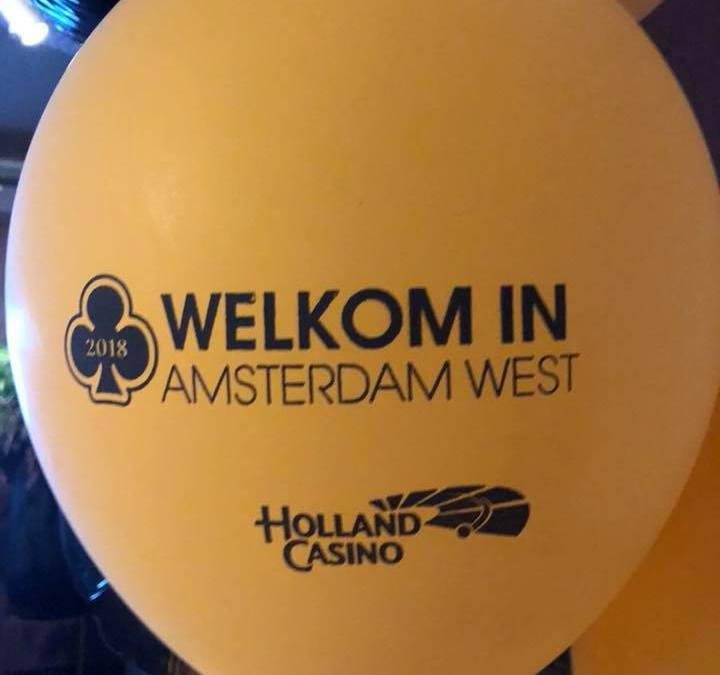 Pre-opening Holland Casino Amsterdam-West