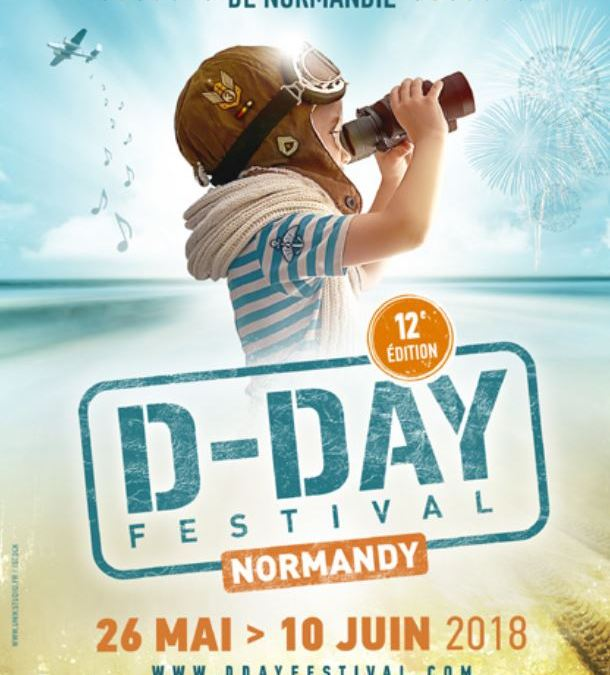 D-Day Festival Normandië 2018