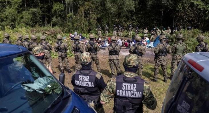 ФРГ расследует причастность Лукашенко к незаконному пересечению границы мигрантами