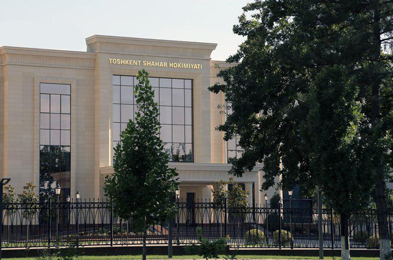 Ташкент: в столице появятся мобильные пункты сбора мусора