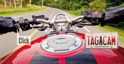 TagAcam Bike + SmartButton