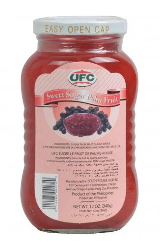 Bottled Kaong (UFC red)
