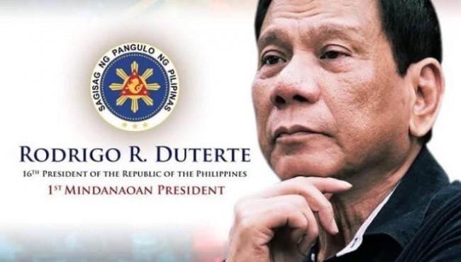 Image result for duterte for president