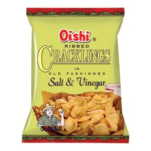 Oishi Cracklings (Salt & Vinegar)