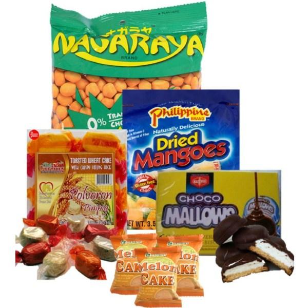 Popular Filipino Snacks