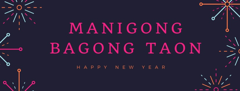 Happy New Year in Tagalog