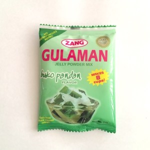 Buko Pandan Jelly Mix