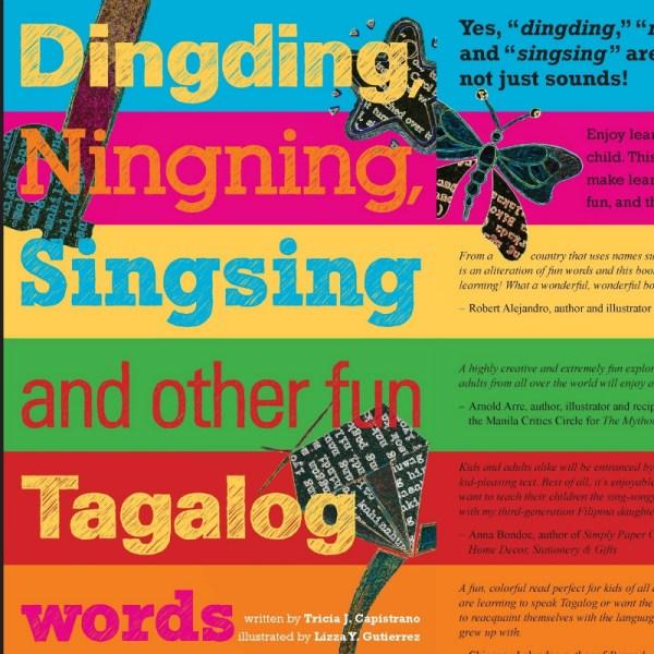 Filipino Children's Book