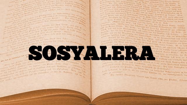SOSYALERA
