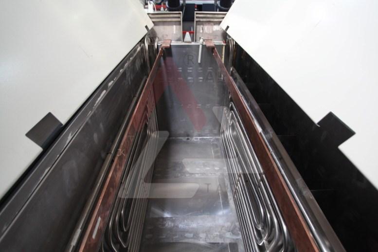 Ванны из нержавеющей стали