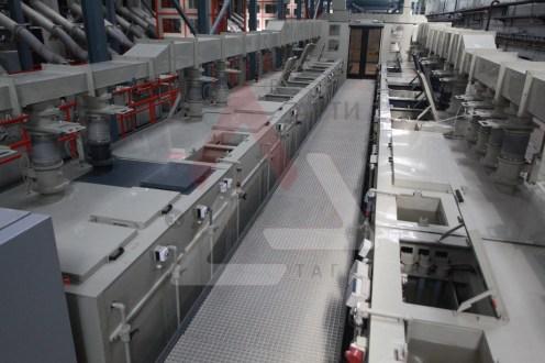 Mechanized automatic lines