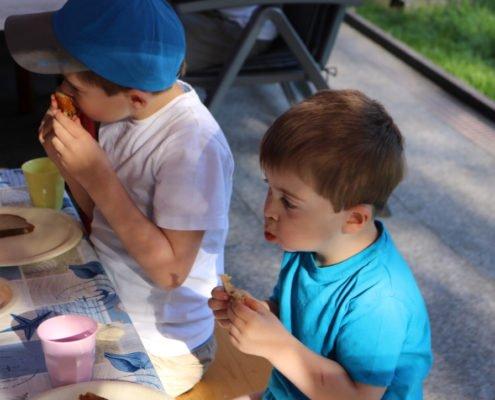 Taufe-Gartenfest-Party