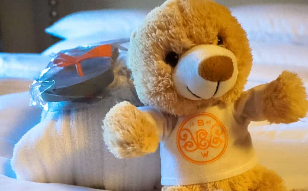 Teddy Hotel Bachmair
