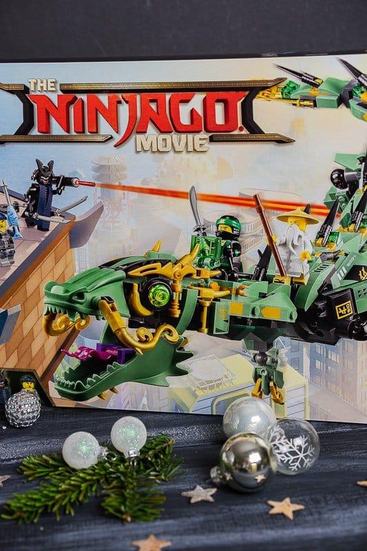 Lego Ninjago Mech Drachen