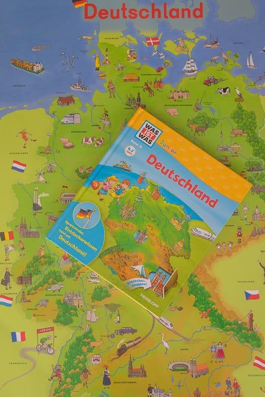 Was ist Was Deutschland Buch für Kinder