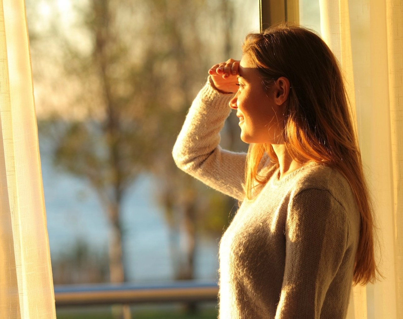 Glare Issues & Excessive Heat Problems As You Spend Time At Home? - Home Window Tinting in Detroit, Michigan