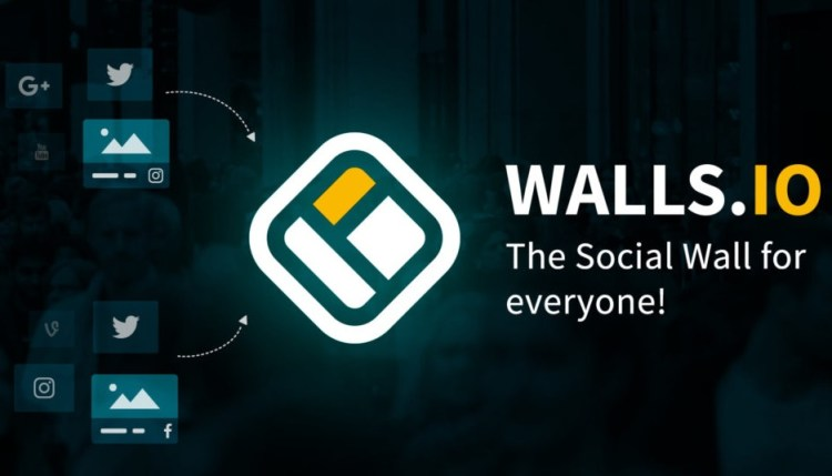 walls.io alternative social wall