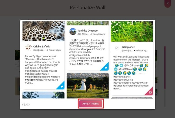 Select Modern Grid Themes