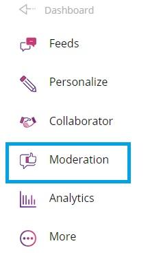 Select Moderation