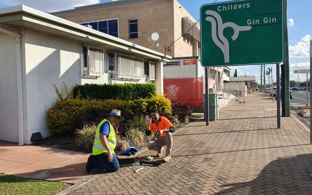 Bundaberg's smart water meters are in and counting
