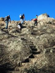 Indian Rock Steps