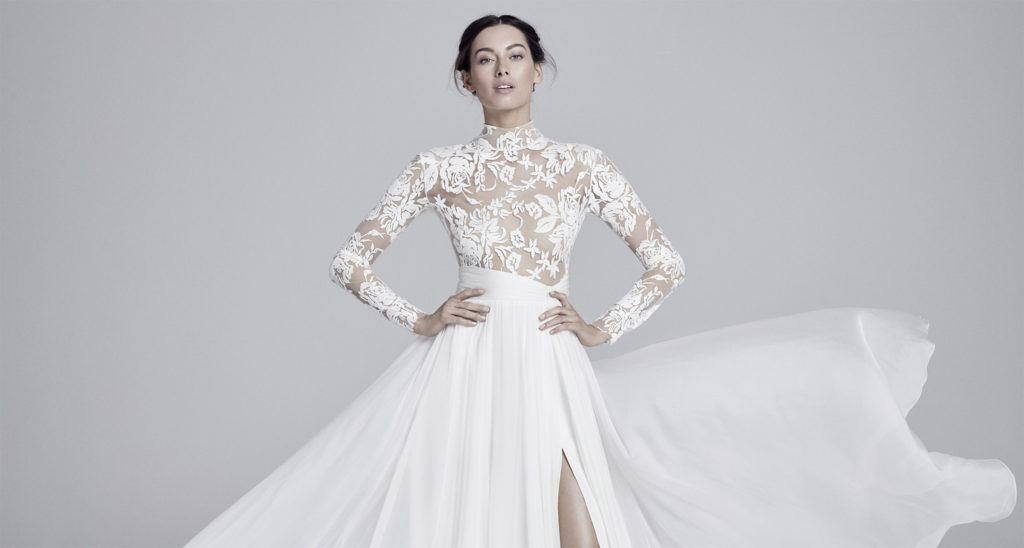 New York Bridal Fashion Week: Best Wedding Dress Trends