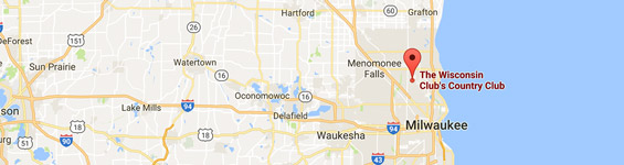 Wisconsin Hills Map Erin Golf